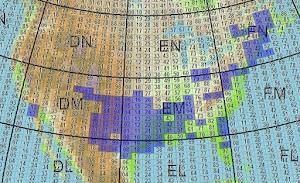 W5PFG Rover Grid Map