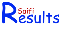 ResultsSaifi - University Board Exam Results 2013 Jobs Portal