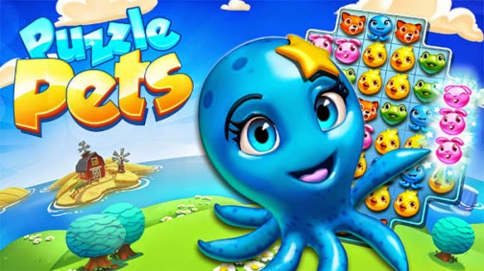 Puzzle Pets Gameplay IOS / Android