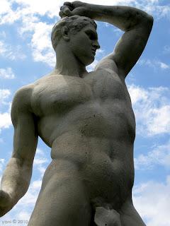 the boxer statue, sydney