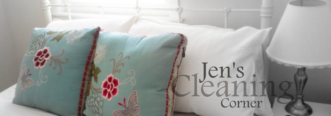 Jen's Cleaning Corner