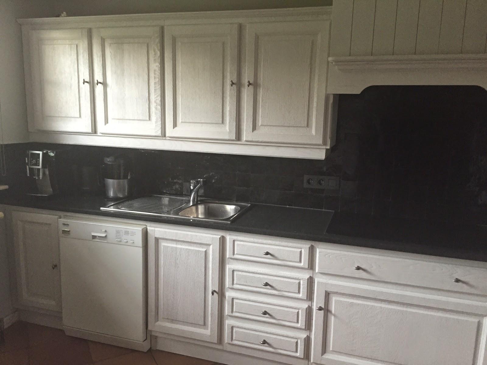 Eiken Keuken Renovatie : Renovatie van een eiken keuken Renovatie van eiken keukens