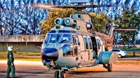 Bolivia recibira 14 helicopteros