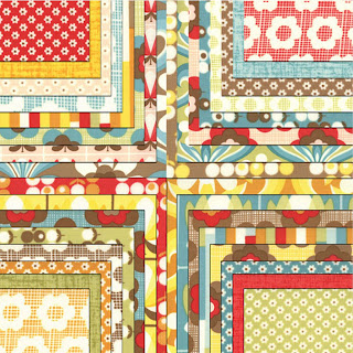 Moda BOHO Quilt Fabric by Urban Chiks