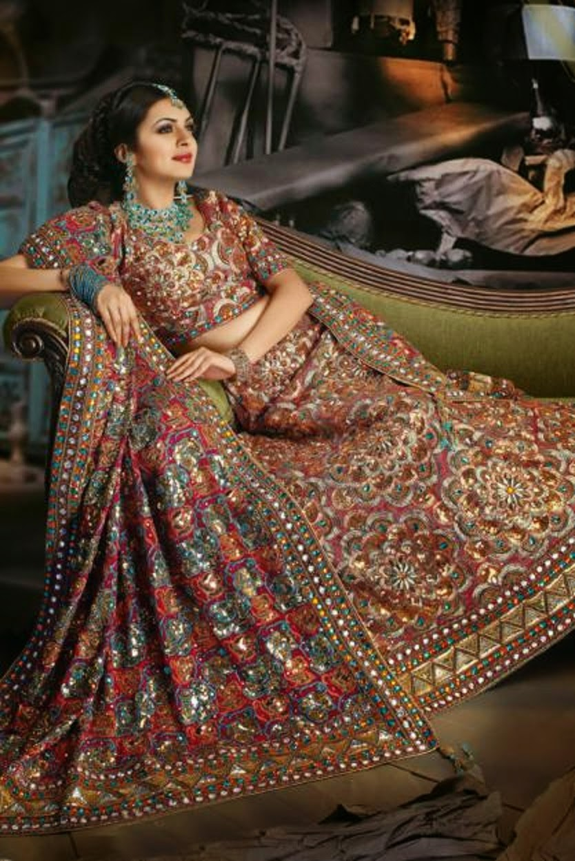 Latest New Bridal Walima Dress Wallpapers Free Download