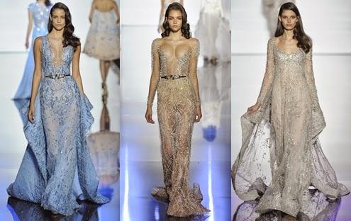 Zuhair Murad Haute Couture 2015 Frühjahr/Sommer Kollektion