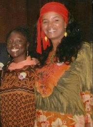 Orgullosas y defensoras de su Afrocolombianidad