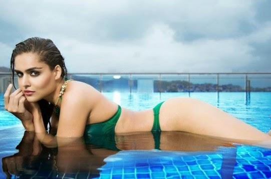Nathalia Kaur's Sizzling Photo Shoot in Bikini to Raise up the Heat