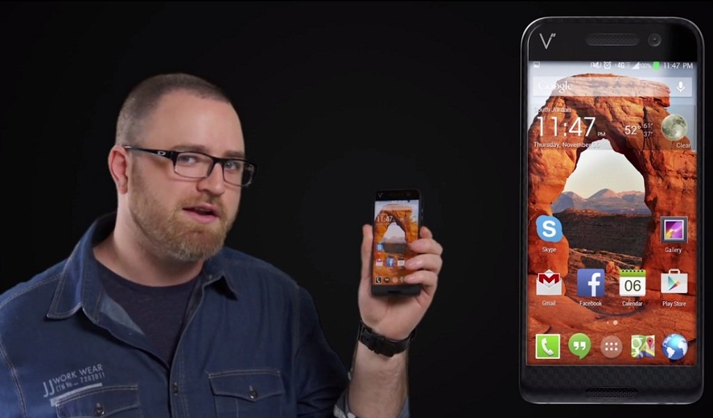 Saygus: Smartphone Con Hasta 464 GB De Almacenamiento