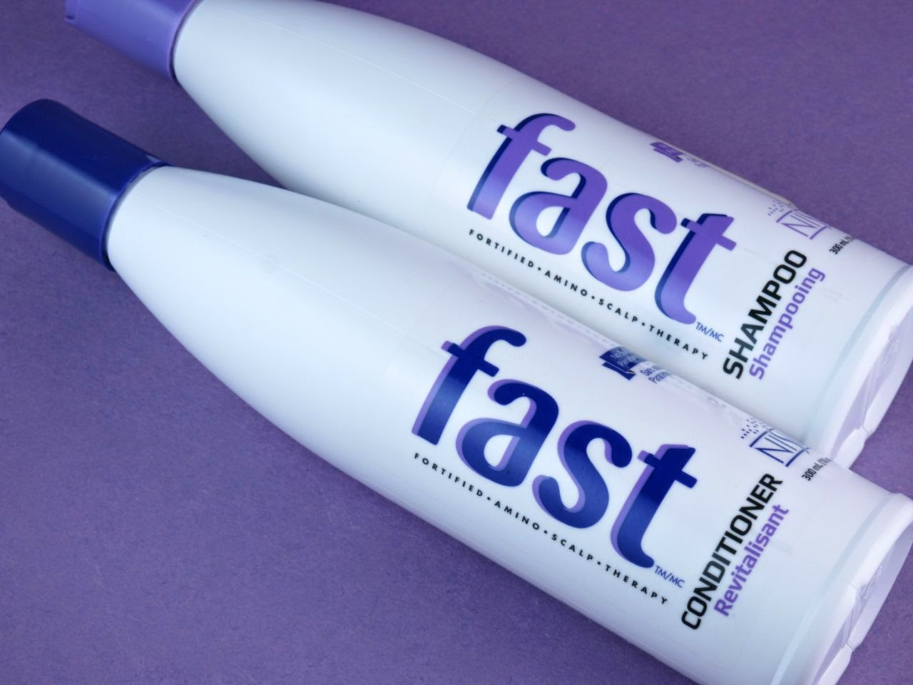 Nisim F.A.S.T. Shampoo & Conditioner: Review