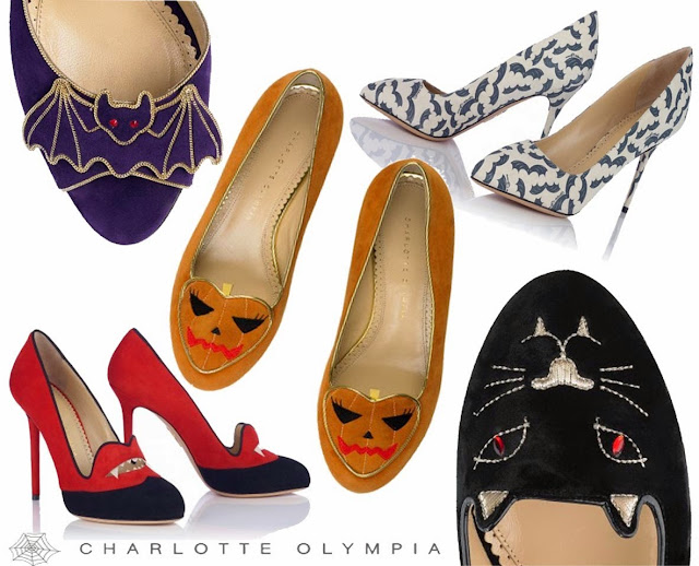 Charlotte Olympia Halloween Collection 2013