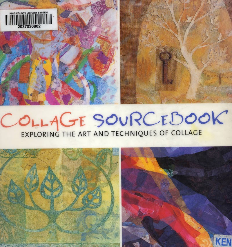 Book review of Collage Sourcebook