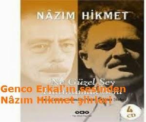 """Genco Erkal'ın sesinden Nâzım Hikmet şiirleri """"Ne Güzel Şey Hatırlamak Seni"""""""