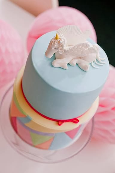 ... : Magical Pegasus Birthday party by Louisa @ The Little Big Company
