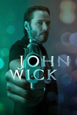 Poster John Wick 2014
