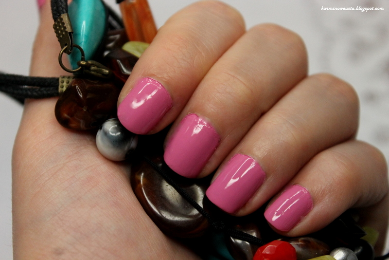 My Secret Gel Effect Nail Polish Light Pink