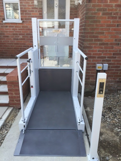 Wessex Low Rise Platform Lifts