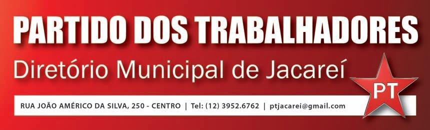 Diretório Municipal do PT de Jacareí