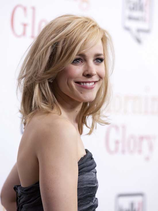 sexiest above 30 hollywood women alive 2012 rachel mcadams