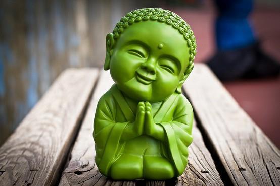 La sonrisa de Buda: La sonrisa de Buda