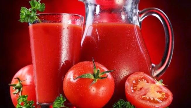 Cara Cepat Langsing dengan Juice Tomat