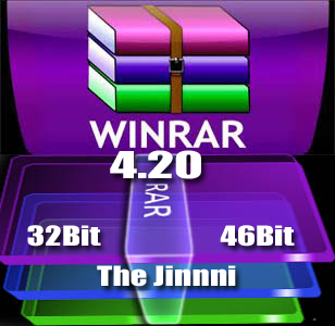 WINRAR 4.20 had to increasememory requirements to achieve higher