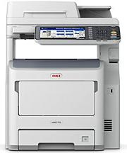 OKI MB770 printer Driver Download