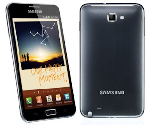 Spesifikasi Samsung Galaxy Note, Hp Android super tipis