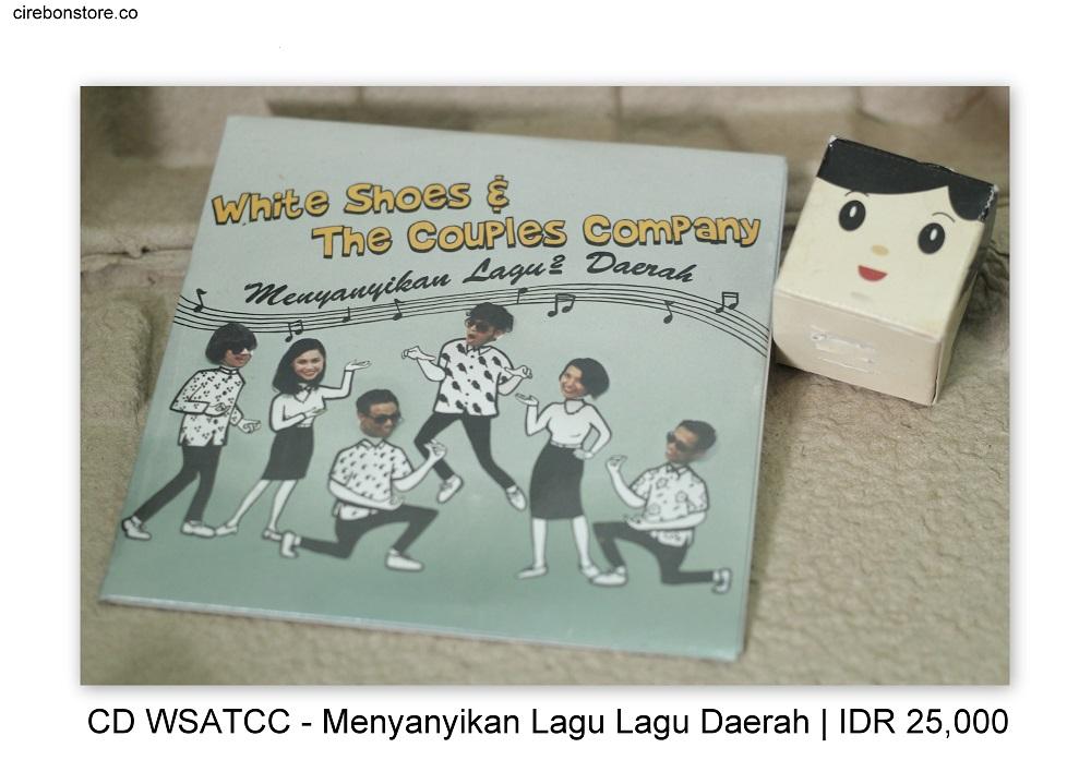 CD WSATCC - MENYANYIKAN LAGU LAGU DAERAH