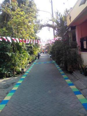 Penjurian Surabaya Emas Green and Clean di Rungkut Menanggal