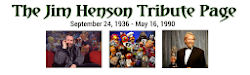 CLICK Icon to ENTER The Jim Henson Tribute Page