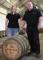 new managers at glenglassaugh