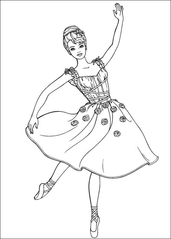 Riscos E Desenhos De Bailarinas Para Colorir E Enfeitar Desenhos De