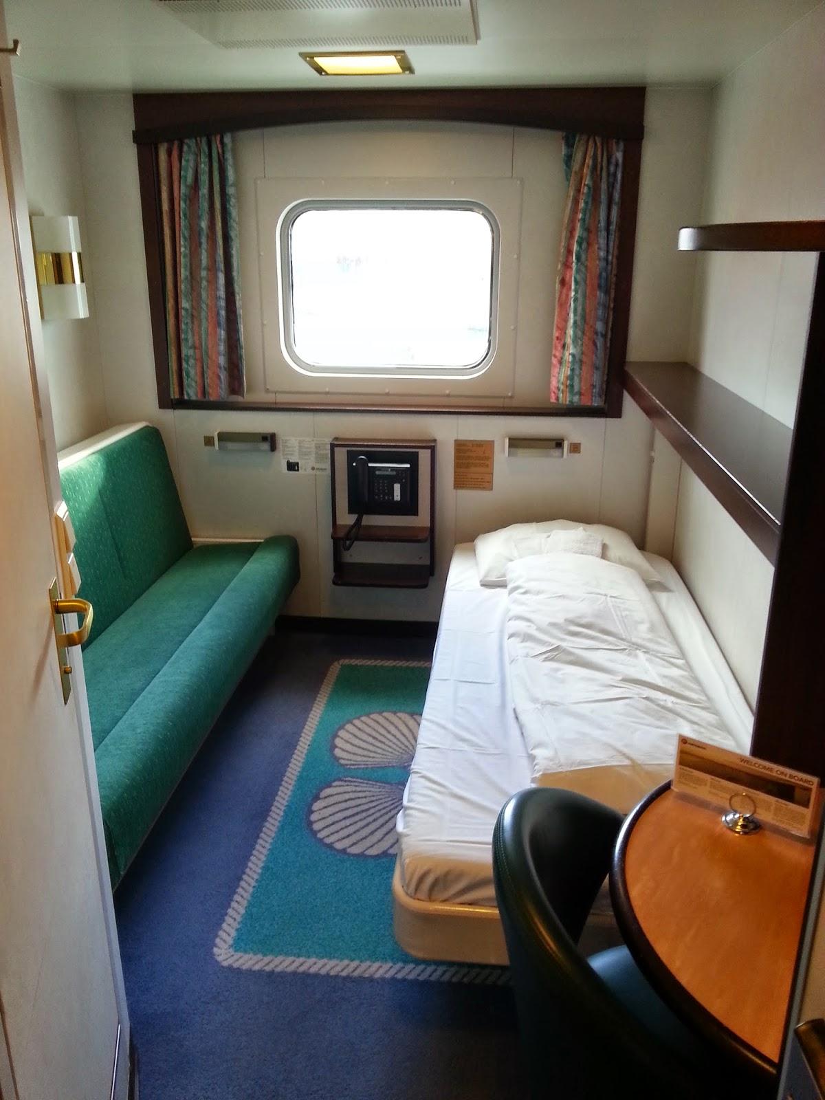 Hurtigruten MS Polarlys - Standard 2-Berth Cabin