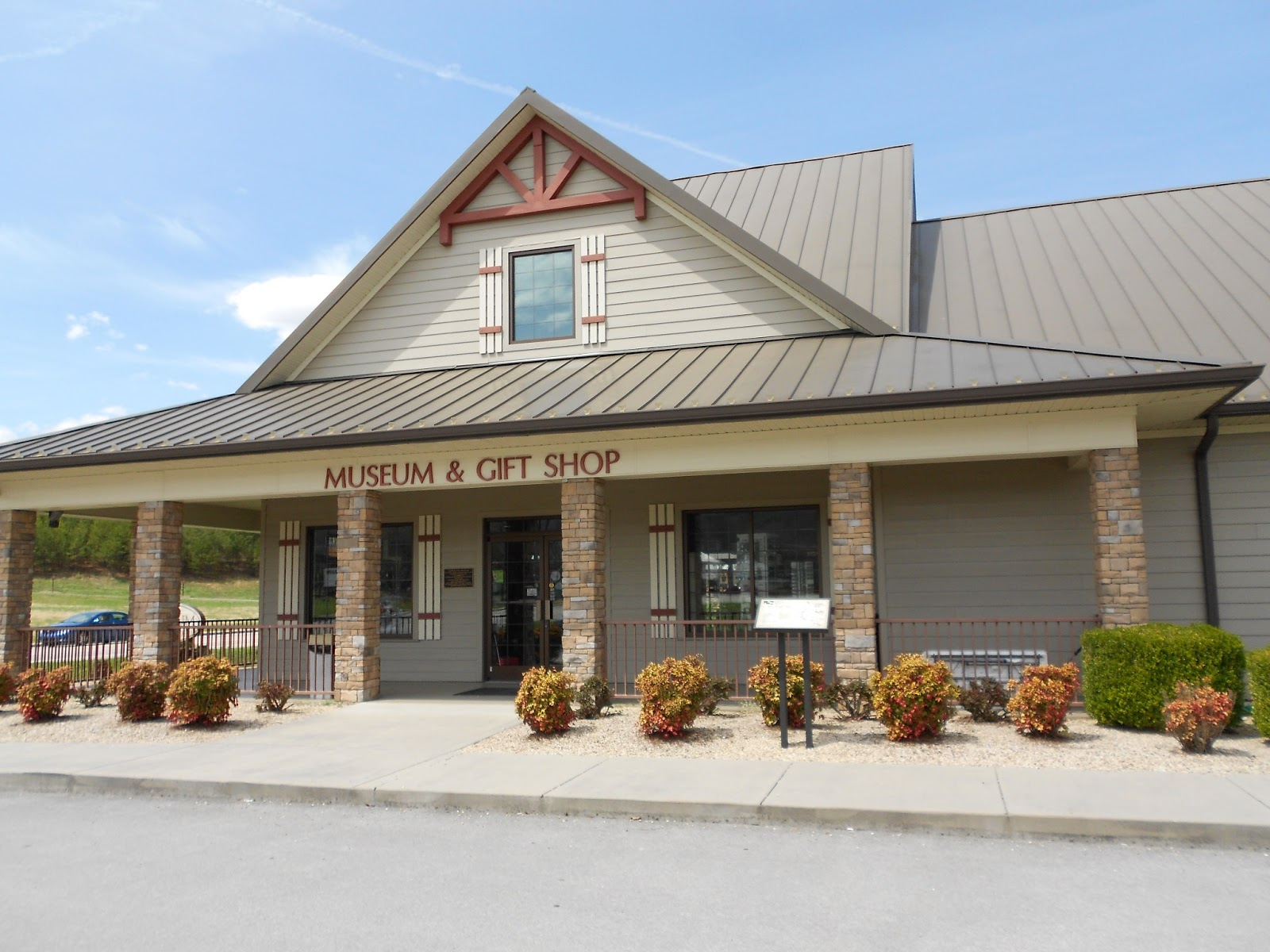 Foyer Museum Usa : Hall s america experience charles museum in tellico