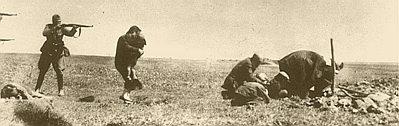 Ukraine 1942, Jewish Aktion, Ivangorod