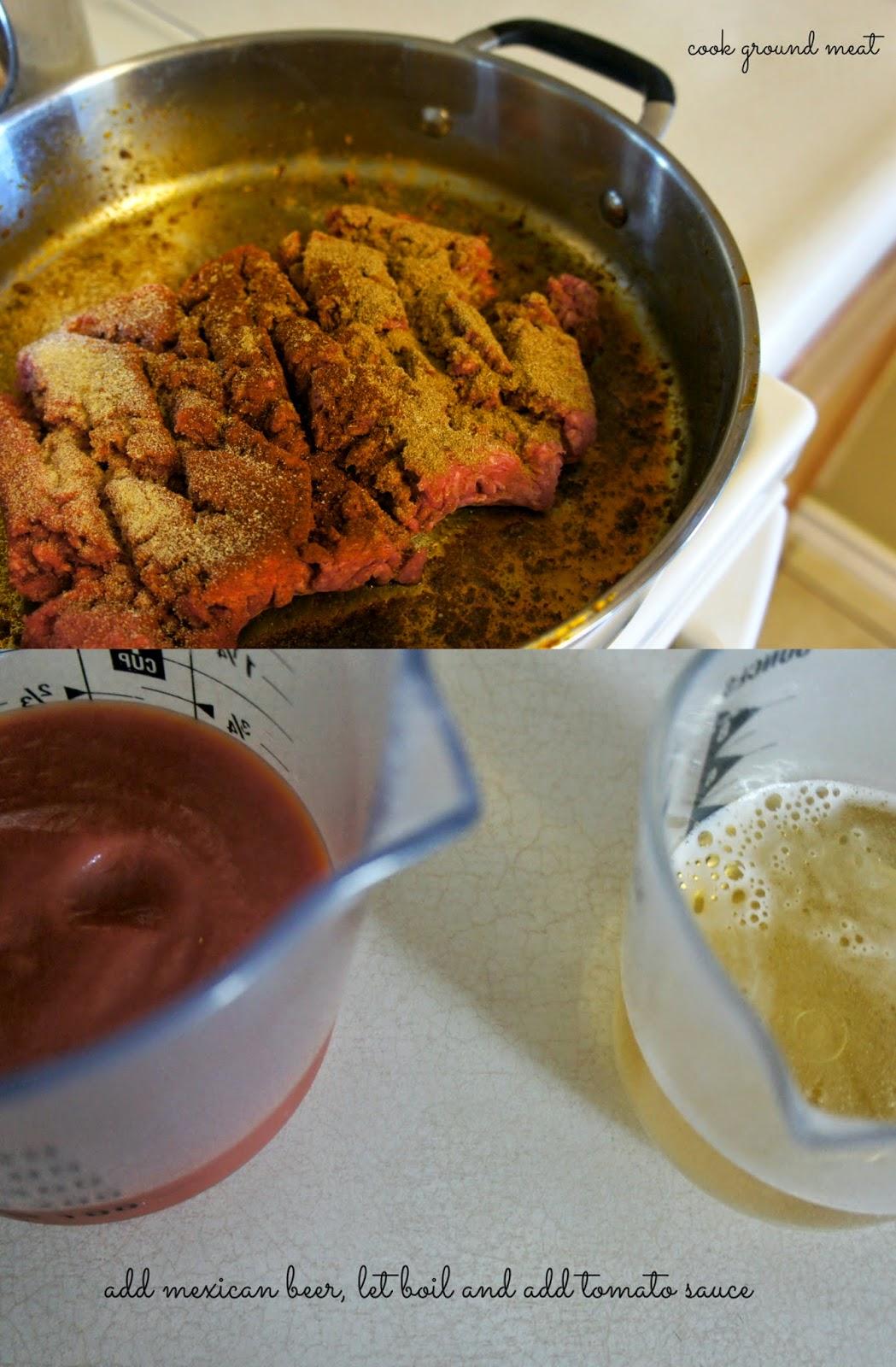 Steps to make #BarillaFiesta Mexican Cowboy Spaghetti