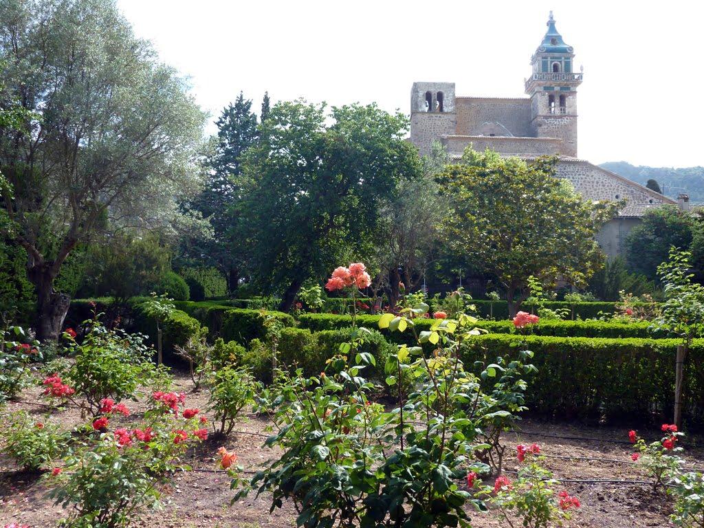 La real cartuja de valldemossa y el palacio del rey sancho - La isla dela cartuja ...
