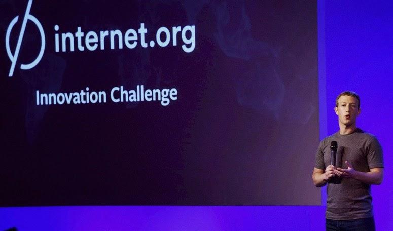 Mark Zuckerberg: Internet.org Sudah Hadir di Indonesia