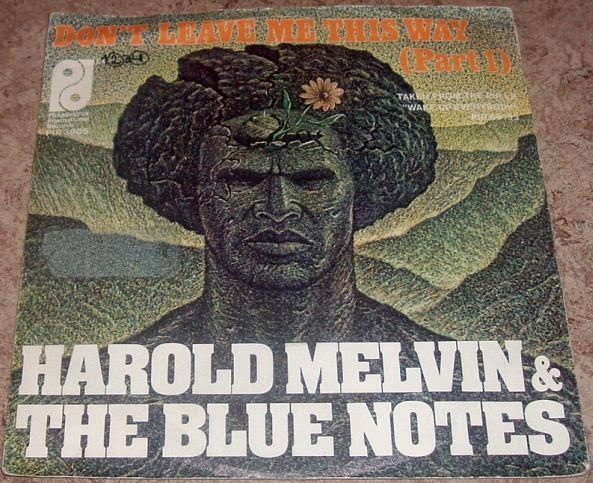 Harold Melvin And The Blue Notes Tell The World How I Feel About Cha Baby