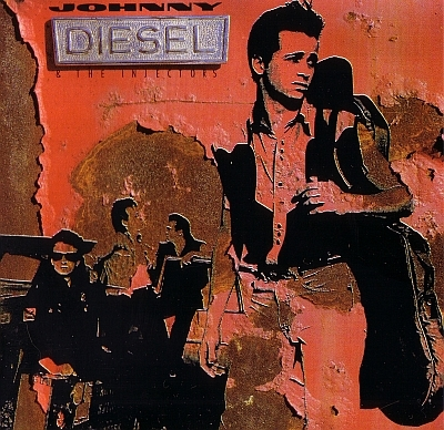 SouthernBluesRock  Johnny Diesel The Injectors 1989 Johnny