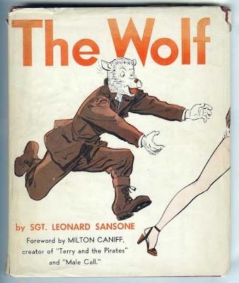 The Wolf by Leonard Sansone