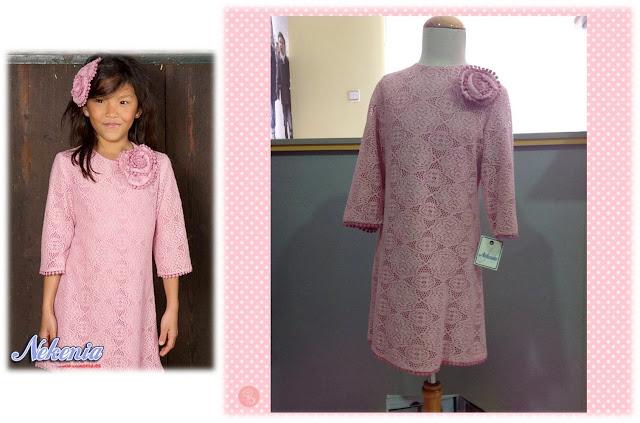 Variedad de vestidos en Blog Retamal moda infantil y bebé