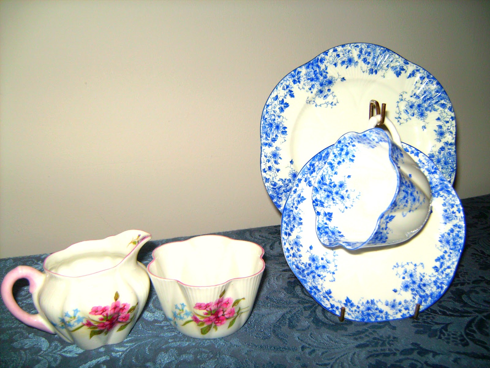 Relevant Tea Leaf The Cotswolds and Shelley China