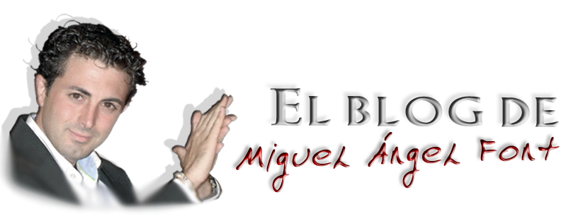 El blog de Miguel Angel Font