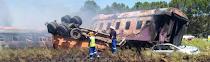 Al menos 18 muertos y más de 250 heridos en un accidente de tren en Sudáfrica