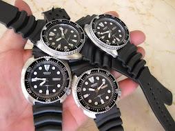Seiko Diver 6309 7040ies