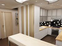 Дизайн квартиры с оттенком гламура