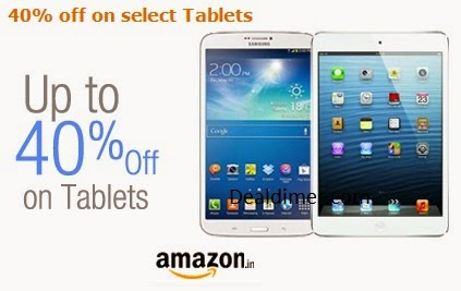 Tablets upto 50% off