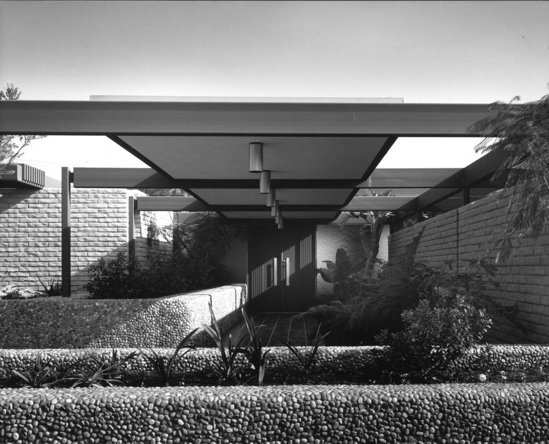 The temples of consumption julius shulman for The architect